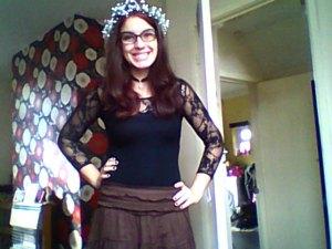 My Samhain Witchy Attire